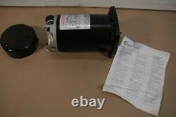 1/2 HP 48Y Frame 115/230V Swimming Pool Jet Pump Motor Century Square Flange