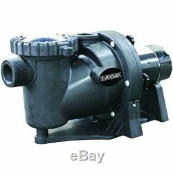 1.5-HP 230/115-Volt In-Ground Pool Pump with Protector Technology
