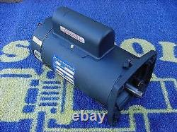 1.5 Hp Square Flange Pool Pump Motor 1 Year Warranty