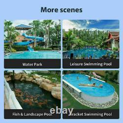 1.5HP 2 Swimming Pool Pump Motor Hayward Strainer Generic In/Above Ground UL