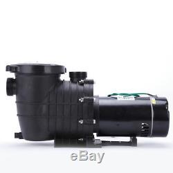 1.5HP In-Ground Swimming Pool Pump Motor Strainer Generic Hayward Replacemen US