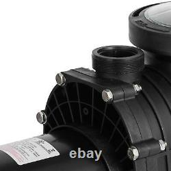 1.5HP InGround Swimming Pool Pump Motor Strainer Generic For Hayward Replacemen
