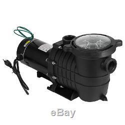 1.5HP InGround Swimming Pool Pump Motor with Strainer Generic Hayward Replacemen