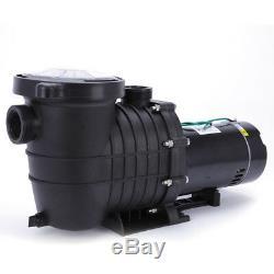 1.5HP InGround Swimming Pools Pump Motor with Strainer Generic Hayward Replaceme P