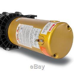 1.5HP Inground Swimming Pool pump motor Strainer 115230v Hayward Replacement