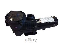 1.5HP5280GPH INGROUND SWIMMING POOL PUMP MOTOR WithSTRAINER GENERIC HAYWARD REPMEN