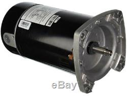 1.5Hp 48Y Full Rated Square Flange Pump Motor For Inground Swimming Pool ESQ1152