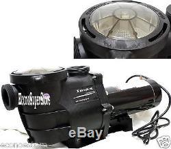 115/230V 1.5 HP INGROUND ABOVE GROUND SWIMMING POOL WATER PUMP 5280GPH SSP1500