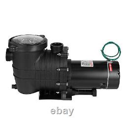 115-230v InGround Swimming Pool Pump Motor with Strainer Hayward ReplacemenT 1.5HP