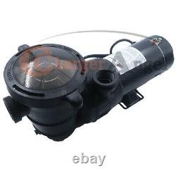1HP 115V Above ground Swimming Pool pump motor Strainer Hayward Replacement