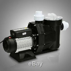 2.5 HP Inground Swimming Pool Pump Single Speed 115V replaces Hayward