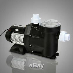 2.5 HP Inground Swimming Pool Pump Single Speed 115V replaces Hayward