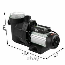 2.5HP In-Ground Swimming Pool Pump Motor Strainer Replacement For Hayward