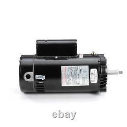 2 HP 3450 RPM 56J 115/230V Swimming Pool Pump Motor Century # UST1202