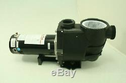 2 HP 75035 Inground Pool Pump 220/110 Dual Volt 1 Phase High Performance Motor