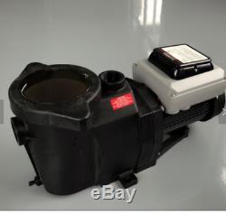 2 HP In Ground Variable Speed Pool Pump Replaces Pentair Whisperflo Intelliflo