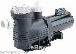2 hp NEW In Ground Pool Pump FREE SHIP
