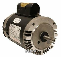 A. O. Smith Century B128 Full Rate 1 HP 3,450 RPM C-Face 1 Speed Pool Pump Motor