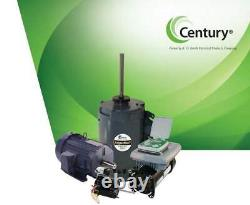 A. O. Smith Century B128 Full Rate 1HP Pool Pump Motor Replacement (Open Box)