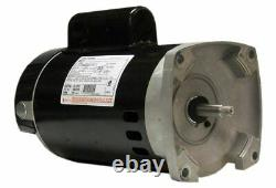 A. O. Smith Century B2848 Full Rate 1HP 3450RPM Single Speed Pool Spa Pump Motor