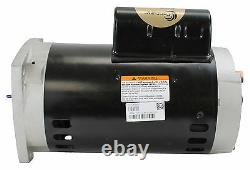 A. O. Smith Century B855 Up Rated 2.0 HP 3450 RPM Single Speed Pool Pump Motor