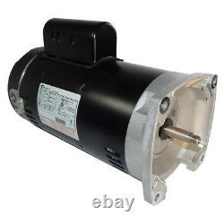 A. O. Smith Century USQ1252 2.5HP 230V 48Y Square Flange Repl Pool Pump Motor