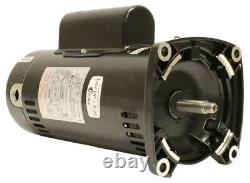 A. O. Smith Century Up-Rated 2 HP 3450RPM Single Speed Pool Pump Motor Open Box