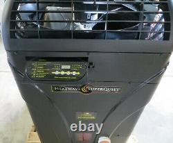 AquaCal HeatWave SuperQuiet SQ225 Heat Pump