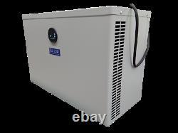 Blu line Plug and play swimming pool air source heat pump heater 8 KW