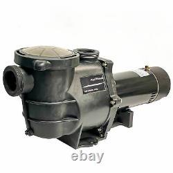 Blue Torrent 1.5 HP Maxiforce 2 Threaded In Ground Pool Pump with Cord (Open Box)
