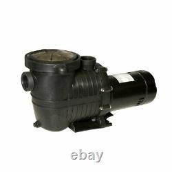 Blue Torrent 1 HP Supreme 1.5 In Threaded Pool Pump with Cord (Open Box)