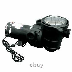 Blue Wave TidalWave NE6171B 1.5 HP Maxi Replacement Pump For Above Ground Pools