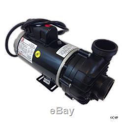 Cal Spas PRC9094X Pump, Power Right, 6.0hp, 2spd, 56fr, 2 PRC505 Spa Hot