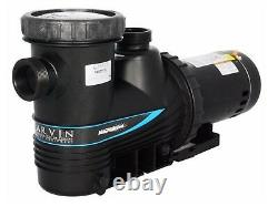 Carvin Magnum Force 2 HP Swimming Pump for In-Ground Pump 94027120