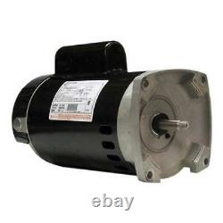 Century B2848 Full Rate 1HP 3450RPM Single Speed Pool Spa Pump Motor (Open Box)