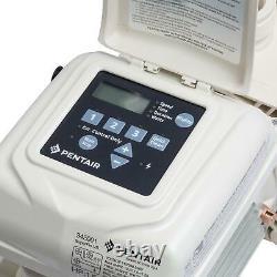 EC-342001 Variable Speed Pool Pump, 1.5 HP Limited Warranty Pentair
