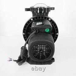 Efficient 500W Solar Variable Speed Pool Pump, Swimming Pool Pump, DC motor 48V