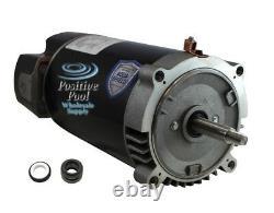 Emerson US Motors Pool Pump Motor 3/4 HP Hayward UST1072 AST095 Free Seal