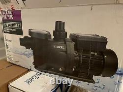 Everbilt 1 HP 230-Volt/115-Volt Pool Pump