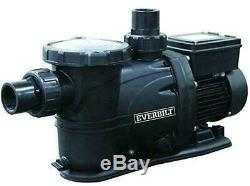 Everbilt 1 HP In Ground Pool Pump With Protector Technology 4,500 Gal Per Hour