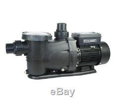 Everbilt In Ground Pool Pump 1HP Filter & Recirculate Water 65gpm