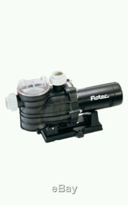 FLOTEC 1.5 HP High-Performance In-Ground Pool Pump