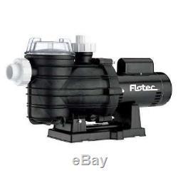 FLOTEC FPT20510 In Ground Pool Pump, 2 Speed, 1HP