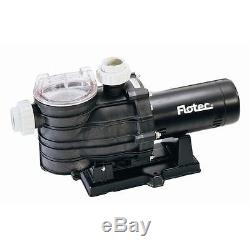 Flotec AT251501 1.5 HP High-Performance In-Ground Pool Pump