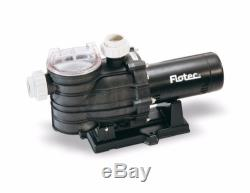 Flotec AT251501 Residential 1 1/2 Horsepower In Ground Pool Pump with 3 Foot Cord