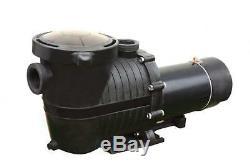 FlowXtreme NE4521 Pro II In Ground Pool Pump 2-Speed, 5280-2520