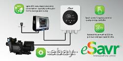 Frequency Inverter To Convert Pool Pump To Energy-Saving Variable Speed Pump