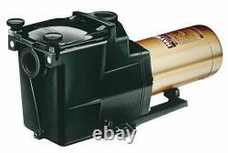 Genuine Hayward 1 HP Super Pump 1.0 HP Pool Pump Single Speed W3SP2607X10