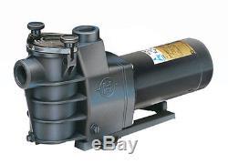 HAYWARD Aqua Splash Pro 1 HP Inground Swimming Pool Pump SP2807X10NTS