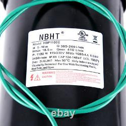 Hayward 1/1.5HP In-Ground Swimming Pool Pump Motor Strainer Generic Replace